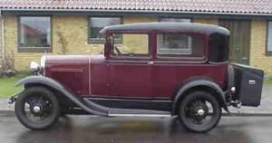 Ford A i profil 1